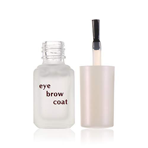 Eyebrow Fix Liquid - Waterproof Long Lasting Eyebrow Coat Gel for Eyebrows All Day, Makeup, 6ml, Model in a Bottle Eyebrow Sealer