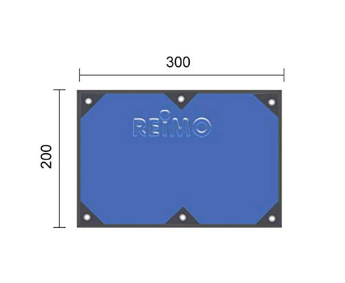 Reimo Tent Technology Tarp Maui 2.3 (2x3m) Sonnen- und Windschutz (932990696)