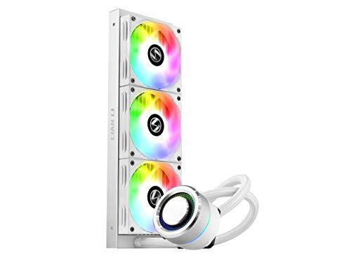 Lian Li Accessory Galahad AIO360 RGB White Closed Loop All-in-one CPU Cooler Retail