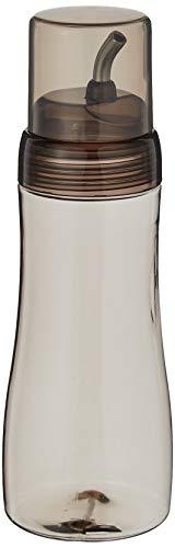 プルーヘルシーオイルボトルL280mlクリアブラウン