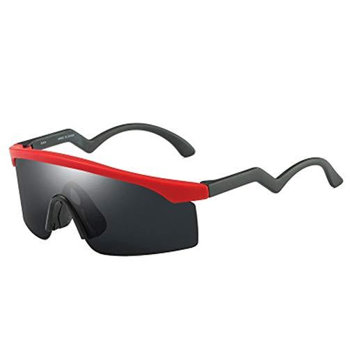 WZP-Gafas de Sol Deportivas para Ciclismo, protección UV400 - Correr/Ciclismo/Esquí/Snowboard - Gafas de Sol Deportivas Unisex