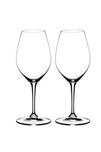 Riedel 6416/68 wijn champagne glas 2 glazen
