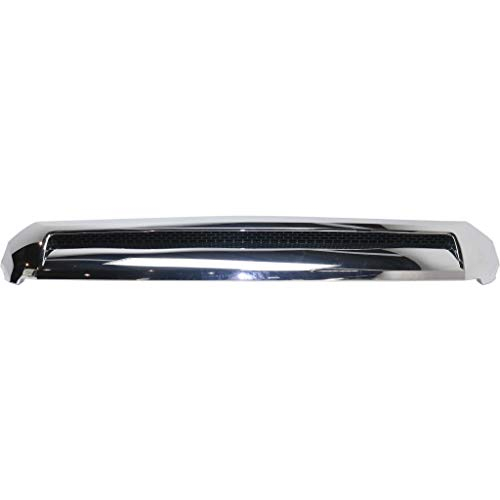 For Toyota Tundra Hood Scoop 2019 2020 | Chrome | 1794 Edition / SR5 / Limited | 761800C020 | TO1231100