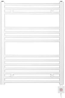 aquapont baño Radiador de calefacción,–eléctrica, Eléctrico de (tamaño: 77,5x 40–Color: Blanco/recto de nuevo