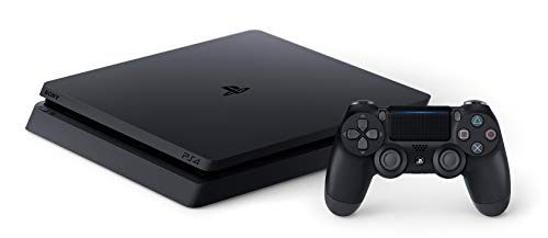 Sony Playstation 4 Slim Video Game Console 500GB Jet Black PS4