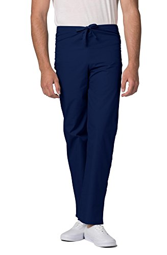 Medizinische Schrubb-hosen – Unisex Krankenhaus-uniformhose 504 Color NVY | Talla: M - 2