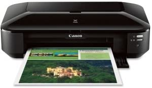 Canon PIXMA iX6820 Inkjet Printer - Color - 9600 x 2400 dpi Print - Photo Print - Desktop - 14.5 ipm Mono Print / 10.4 ipm Color Print (ISO) - 36 Second Photo - 150 sheets Input - Ethernet - Wireless LAN - USB - 8747B002