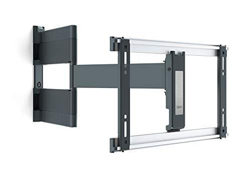 VOGEL'S THIN 546 OLED TV-Wandhalterung für 102-165 cm (40-65 Zoll) Fernseher, 180° schwenkbar, max 30 kg, VESA max 400 x 400, Schwarz