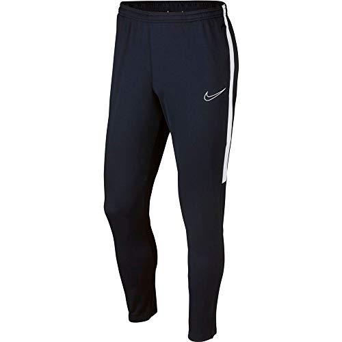 Nike M NK Dry Acdmy Pant Kpz Homme, Bleu (Obsidian/White/(White) 451), FR : L (Taille Fabricant : L)