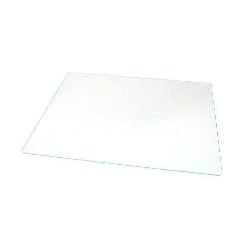 Crisper Cover Glazen Plank voor Ignis Koelkast Vriezer Equivalent aan 481946678403