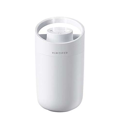 Becoler Winter Gift Choice - Office Double Spray Humidifier Desktop Humidifier 3L Large Capacity