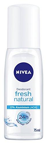 Nivea Fresh Natural Deo-Schutz für Frauen, 6er Pack (6 x 75 ml)