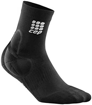 swelling CEP Unisex Ortho+ Ankle Sleeve Perfect Fit under shoes /& socks for ankle injuries and support pains