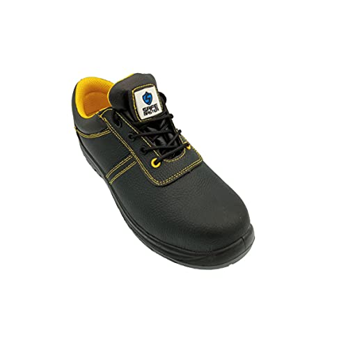 Calzado de Seguridad Safemaster• Puntera Acero • Modelo 5560S1PSRC • Botas de seguridad Marca Safemaster • Calzado de trabajo de seguridad • Muy buena relación calidad-precio • Talla : 35 EU 🔥