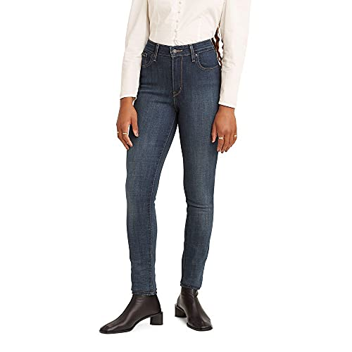 Levi's Women's 721 High Rise Skinny Jeans, Blue Story, 26 (US 2) M