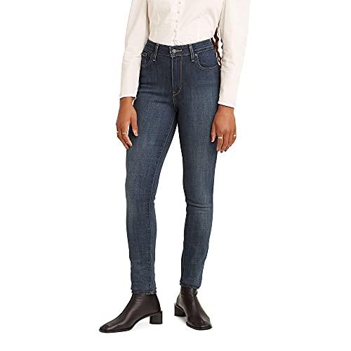 Levi's Women's 721 High Rise Skinny Jeans, Blue...