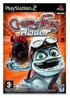 Crazy Frog Arcade Racer - PS2 Game