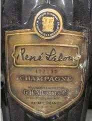 MUMM René Lalou 1975, Champagne
