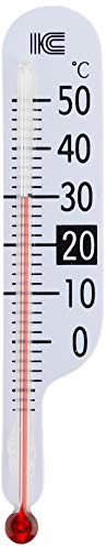 アイシー ミニミニ温度計 サーモ240 5個入り 6.5cm -10~50℃