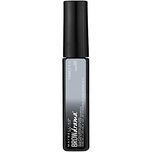 Maybelline New York Máscara de Cejas Brow Drama, Transparente