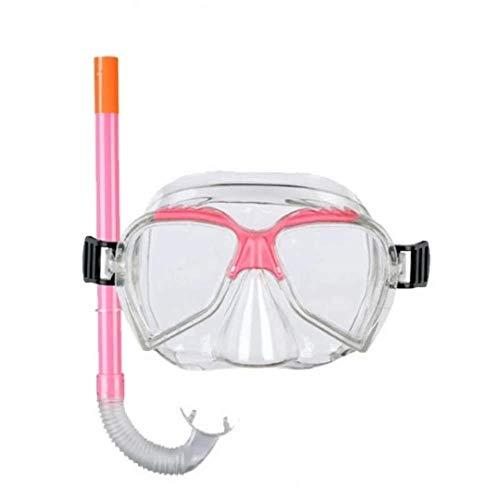 Beco Unisex Jugend Masken/Schnorchel-99004 Tauchset, pink, One Size