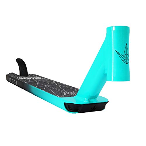 Blunt One S3 - Tabla para patinete, color negro y azul