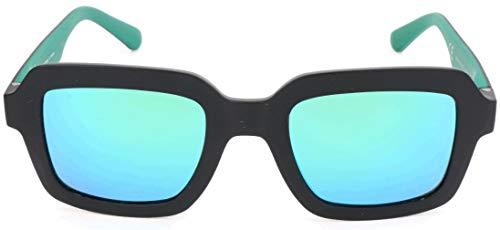 adidas Sonnenbrille AOR021 Rechteckig Sonnenbrille 50, Mehrfarbig