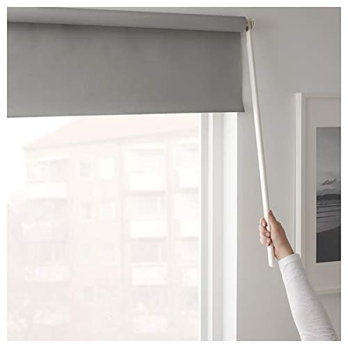 FRIDANS IKEA - Estor opaco (120 x 195 cm), color gris: Amazon.es: Hogar