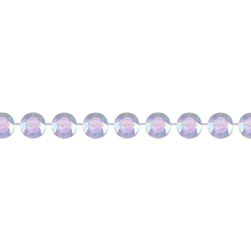 Powerlift Acryl Kralen - 10m/rol 10mm Acryl Kristalachtige String Kralen Gordijn Bruiloft/Verjaardag Decor DIY Ambachten #2