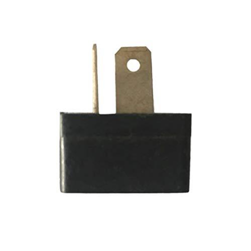 Siliconen gelijkrichter diode S3H-02 voor Honda 31700-124-008/31700-124-00 CB CM zwart