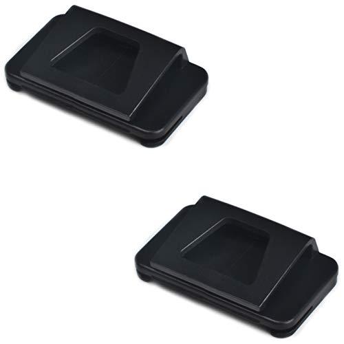 VKO Eyecup/Viewfinder DK-5 Eyepiece Cap Replacement for Nikon D5600 D5500 D5300 D5200 D5100 D3500 D3400 D3300 D3200 D3100 D7200 D7100 D7000 D610 D600 DSLR Cameras(2 Pack)