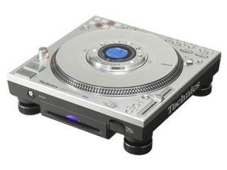 Panasonic Technics SL DZ 1200EG S DJ Reproductor de CD con Plato