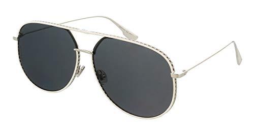 Christian Dior DIORBYDIOR A9 Gafas, PALLADIUM/GY GRIGIO, 60 Mujeres
