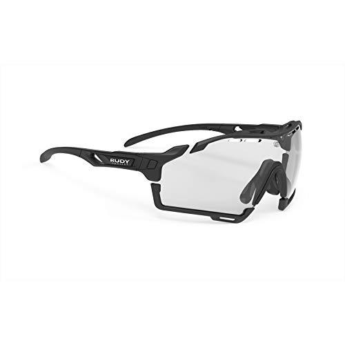 Rudy Project Cutline Brille Black Matte/impactX 2 Black 2021 Fahrradbrille