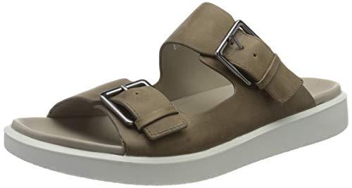 ECCO FLOWTLXM, Zapatillas de Estar por casa para Hombre, Gris (Stone 2064), 39 EU