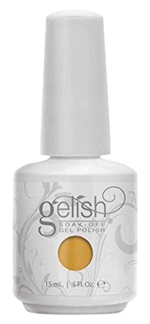 東部大統領カテナHarmony Gelish Gel Polish - Dirty Martini - 0.5oz / 15ml