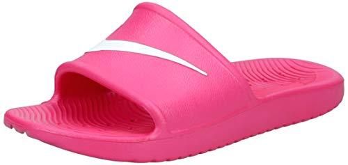Nike Jungen Kawa Shower (gs/ps) Dusch- & Badeschuhe, Mehrfarbig (Rush Pink/White 601), 32 EU