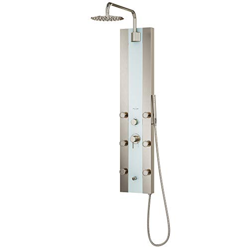Pulse 1039W-BN Tropicana ShowerSpa Panel