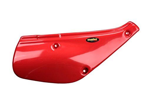 Maier USA Side Panels for Honda 88-00 XR80 / XR100 - White - 205011