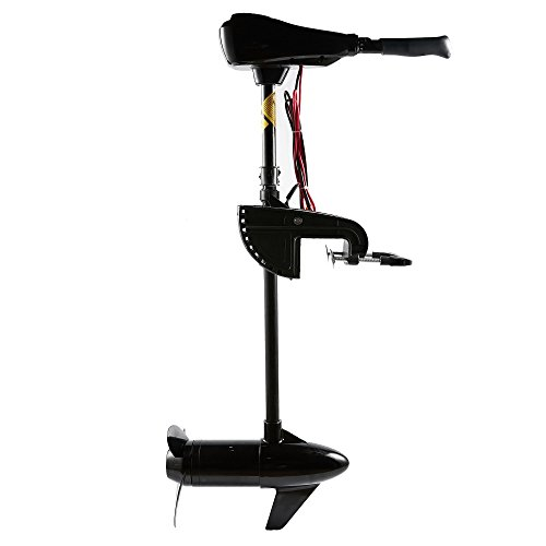 Great Deal! Cloud Mountain 36/40/46/50/55/60/86 LBS Thrust 8 Speed Electric Trolling Motor for Fishi...