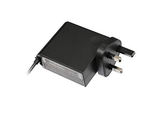 Lenovo USB-C AC-adapter 45 Watt UK wallplug original IdeaPad 720S-13ARR (81BR) series