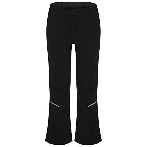 Regatta Garçons Heathtek II Pantalon Black 9-10