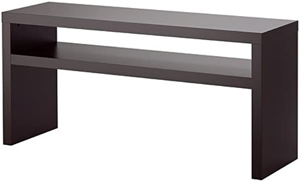 Ikea Lack Sofa Table Black Brown