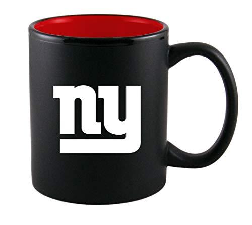 Duck House Offizielle New York Giants Tasse, Becher, Mug Two Tone