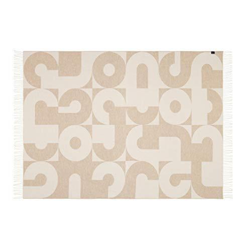 Vitra - Girard Wolldecke, Circle Sections, 200 x 135 cm, 100% Wolle (Merino)