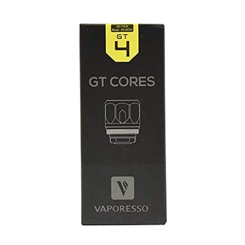 Vaporesso Gt Core Coils - Gt4 Coils - 0.15 Ohm (3 Pack), 250 g