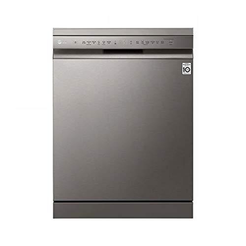 Lavavajillas LG DF212FP QuadWash clase A++ inox 60cm