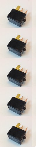 OMRON G8HL-H71 12 VOLT DC SPST LOW PROFILE ISO AUTOMOTIVE RELAY (5 PACK)