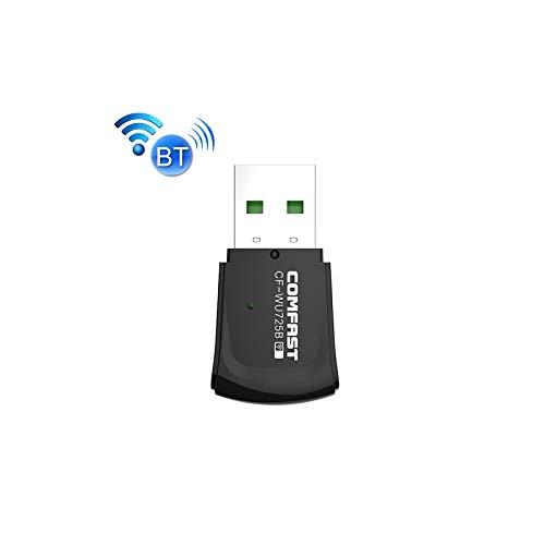 Comfast CF-WU725B Ultra Mini 150 Mbps High Speed tragbar Office Mobile WLAN Transmitter Bluetooth Wireless