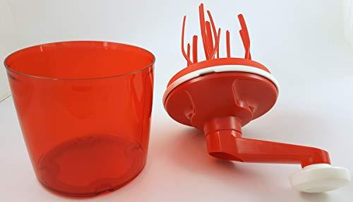 TW 1a Tupperware - Speedy-Chef, colore: Rosso